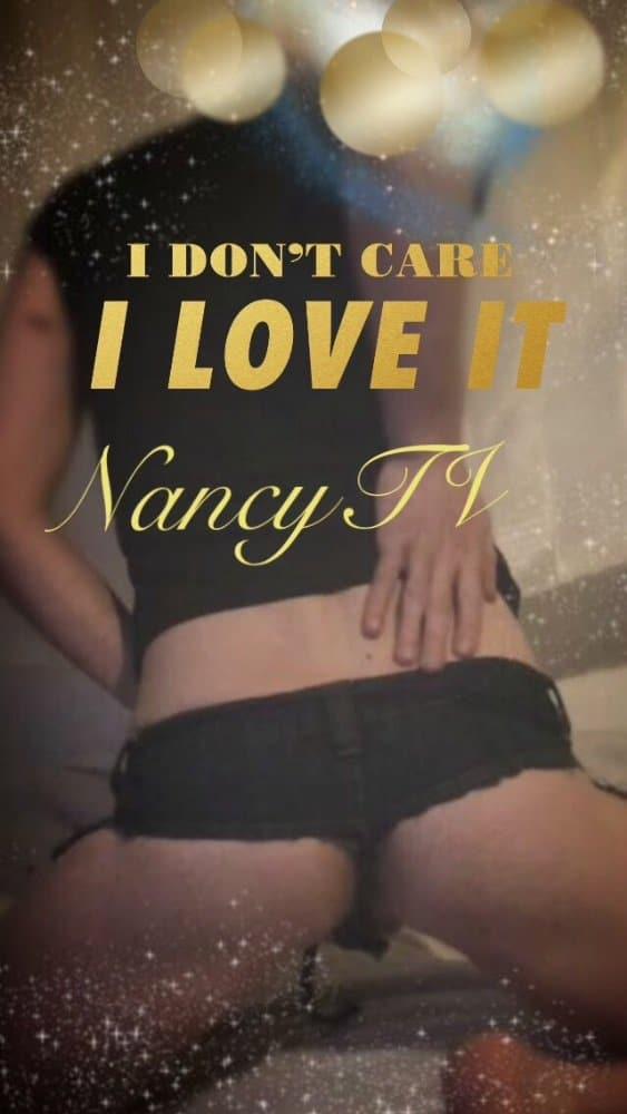 Junge Transe Nancy aus Hamburg sucht Mann oder Transe